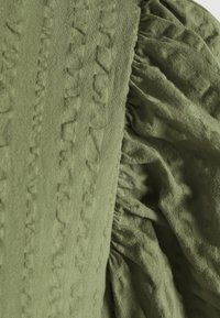 Minimum - HURSINE - Sukienka letnia - oil green - 2