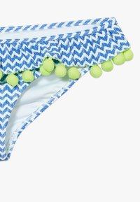 Sunuva - GIRLS FRILL  - Bikinier - blue - 4