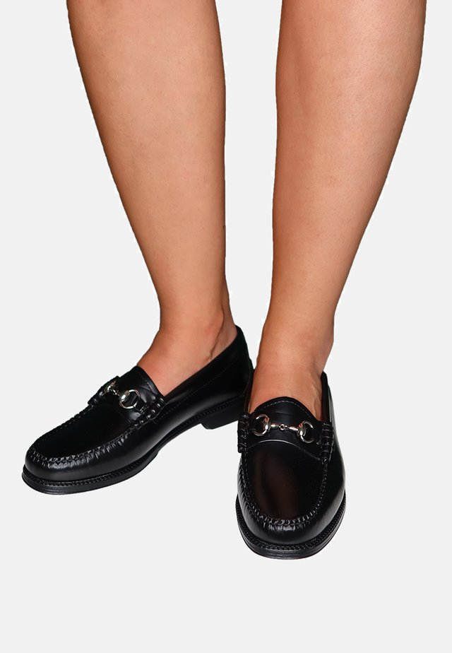 EASY LIANNA - Slip-ons - black leather