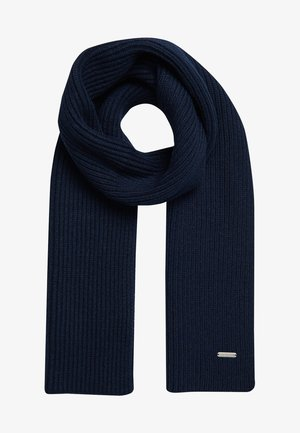 Scarf - carbon navy
