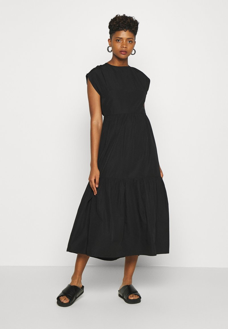 Gina Tricot - ESTHER DRESS - Sukienka letnia - black