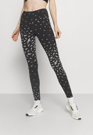 VECTOR LEGGING - Leggings - black