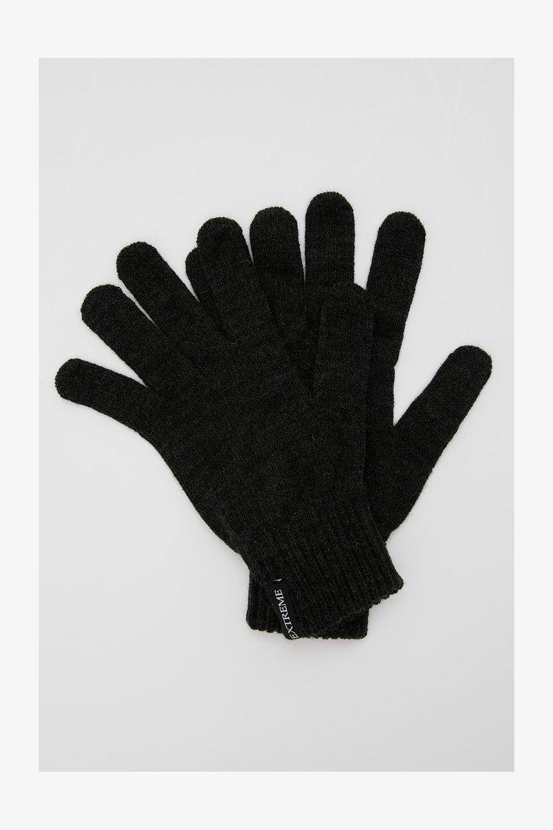 DeFacto - Gloves - anthracite