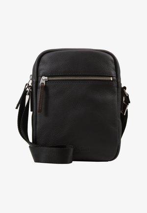 SMALL CROSSBODY - Across body bag - black