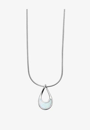 AGNETHE - Necklace - silver
