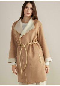 Falconeri - Winter coat - nocciola/beige - 0
