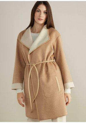 Winter coat - nocciola/beige