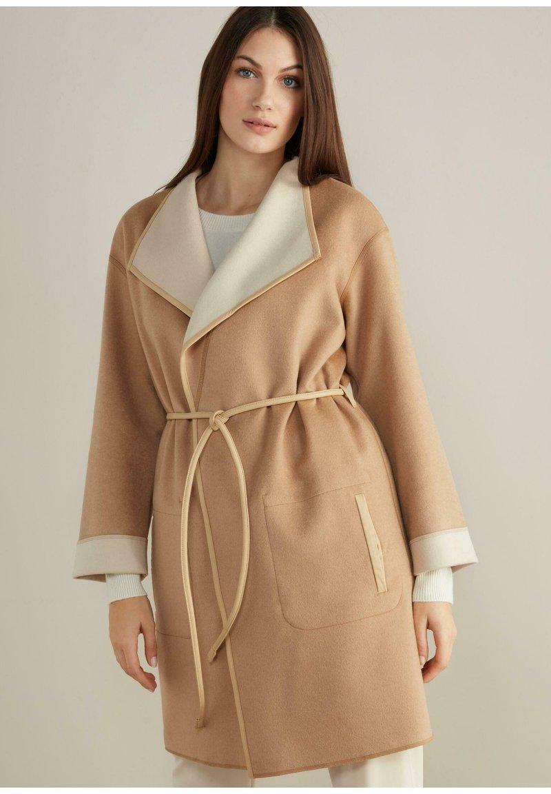 Falconeri - Winter coat - nocciola/beige