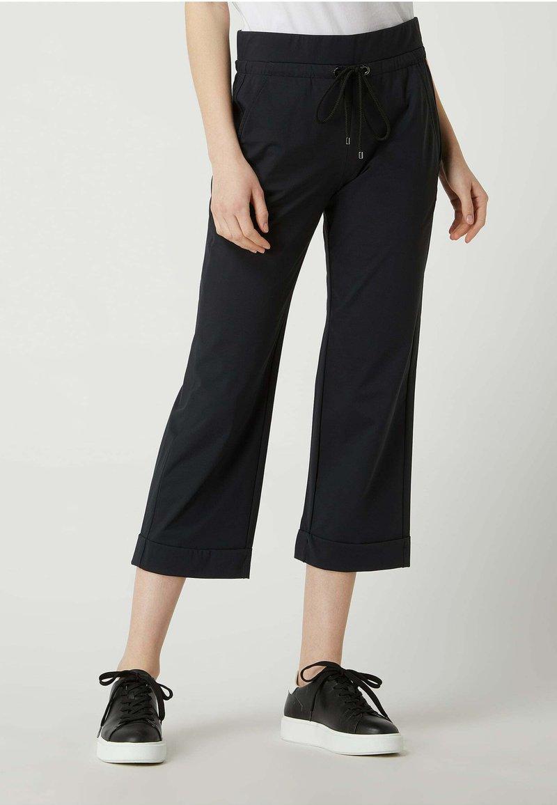 MAC Jeans - EASY - Trousers - schwarz