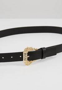 Versace Jeans Couture - BELT - Belt - nero - 5