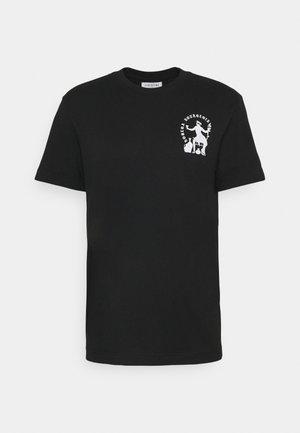 BEAT BODEGA - T-shirt print - black