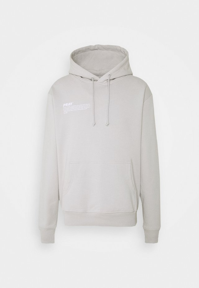 HOPE HOOD UNISEX  - Luvtröja - grey