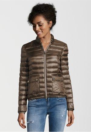 ERBA - Down jacket - taupe