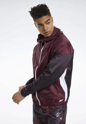 MYT JACKET - Veste coupe-vent - burgundy