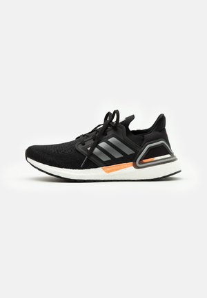 ULTRABOOST 20 DNA - Obuwie do biegania treningowe - core black/iron metallic/football blue