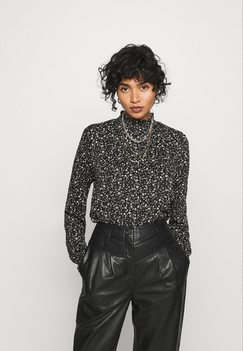 ONLY - ONLPELLA - Long sleeved top - black
