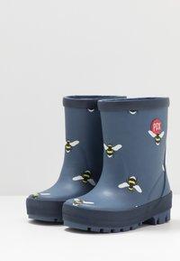 Pax - BUMLEBEE - Botas de agua - blue - 3