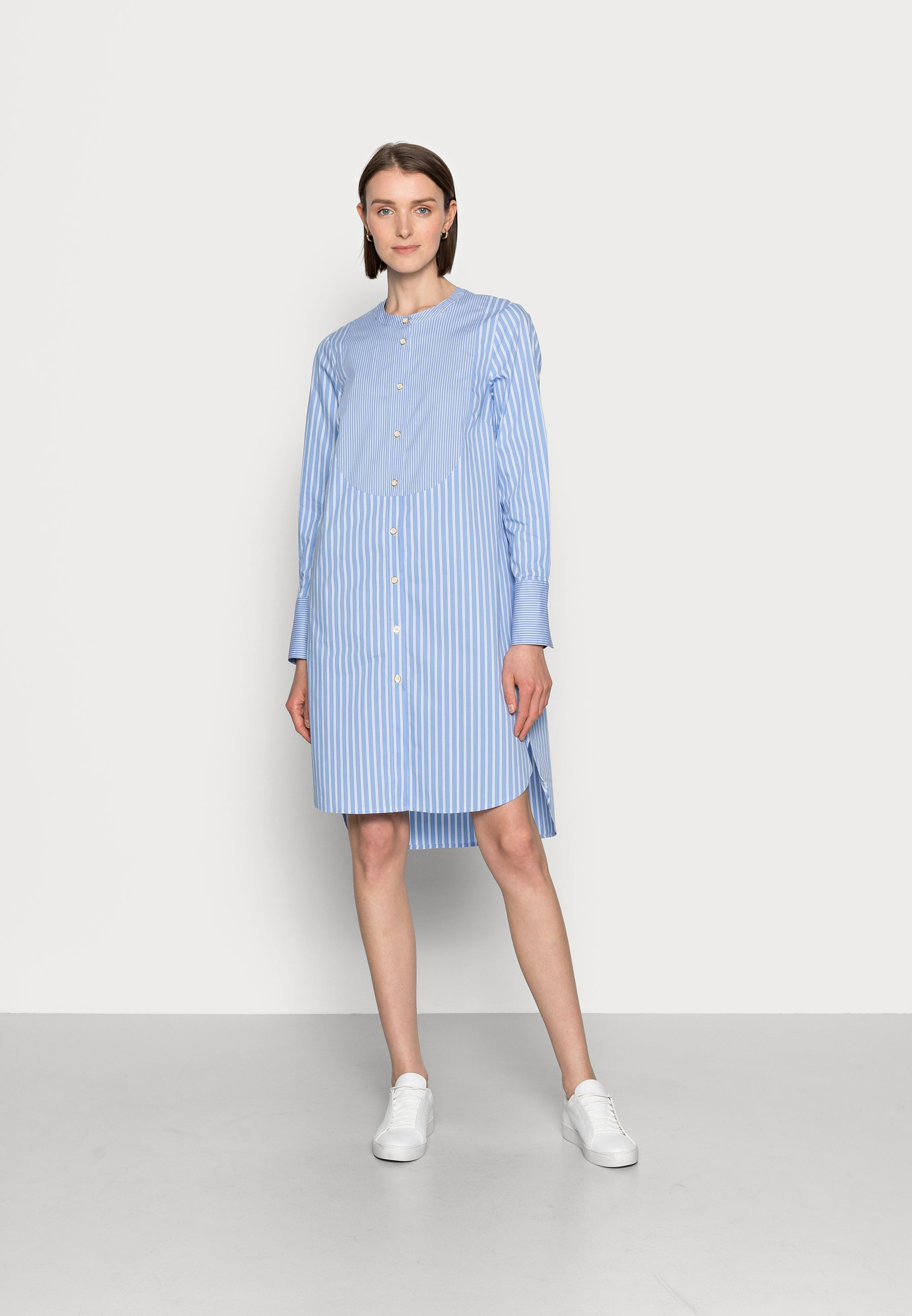 Women CHIARA LONG SHIRT - Button-down blouse