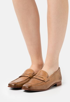 LIV 1 - Slip-ons - tortora/rich tan/natural