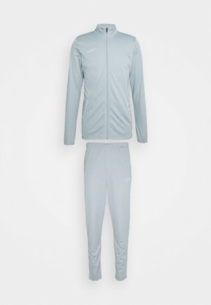 DRY ACADEMY SUIT SET - Tracksuit - light pumice/white