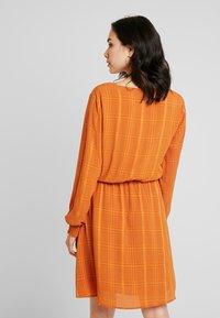 Fransa - FRESQUARE DRESS - Day dress - autumnal - 3