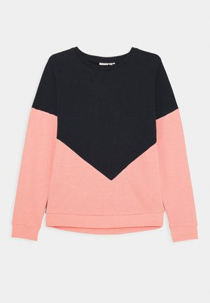NKFVIOLETTA - Sweater - coral blush