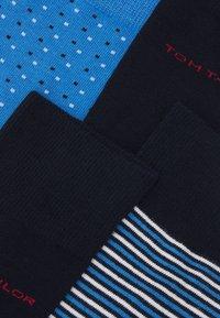 TOM TAILOR - SOCKS 4 PACK - Socks - dark blue - 1