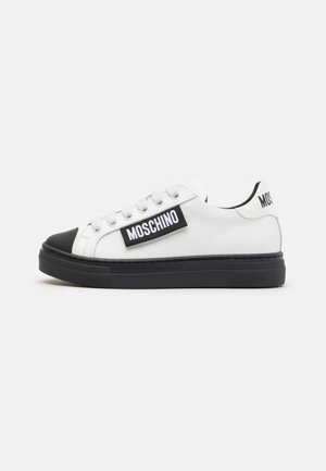 UNISEX - Sneakers laag - white/black