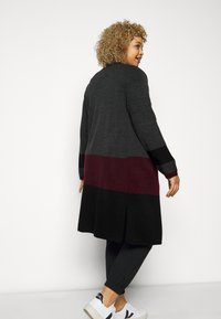 Evans - COLOURBLOCK COATIGAN - Cardigan - multi - 3
