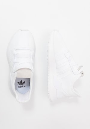 U_PATH RUN - Sneaker low - footwear white