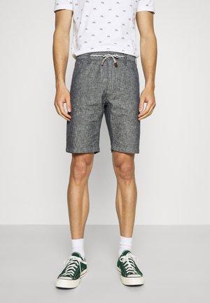 SCHMIDT - Shorts - navy