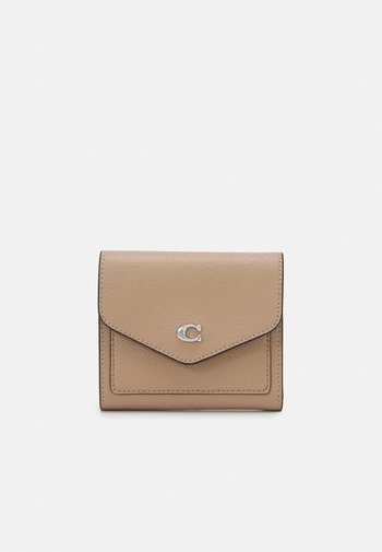 CROSSGRAIN SMALL WALLET - Wallet - taupe