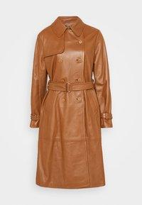 Alberta Ferretti - Trenchcoat - brown - 7