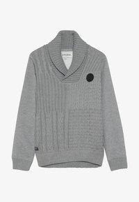 Kaporal - BALEZ - Collegepaita - mottled dark grey - 3