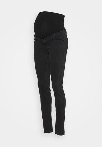 MLNOAH SLIM FIT - Slim fit jeans - black