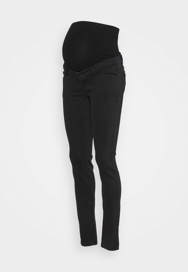 MLNOAH SLIM FIT - Džíny Slim Fit - black