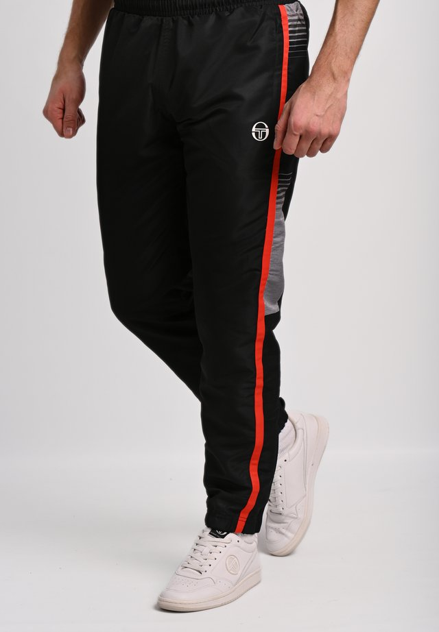 ALABAMA PANTS - Trainingsbroek - anthracite  flame scarlet
