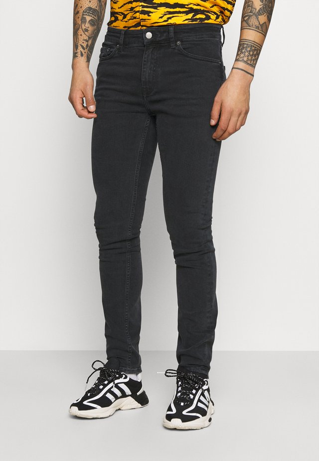 CHASE - Jeans Skinny Fit - greyish black