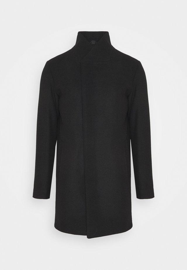 JJECOLLUM COAT  - Classic coat - black