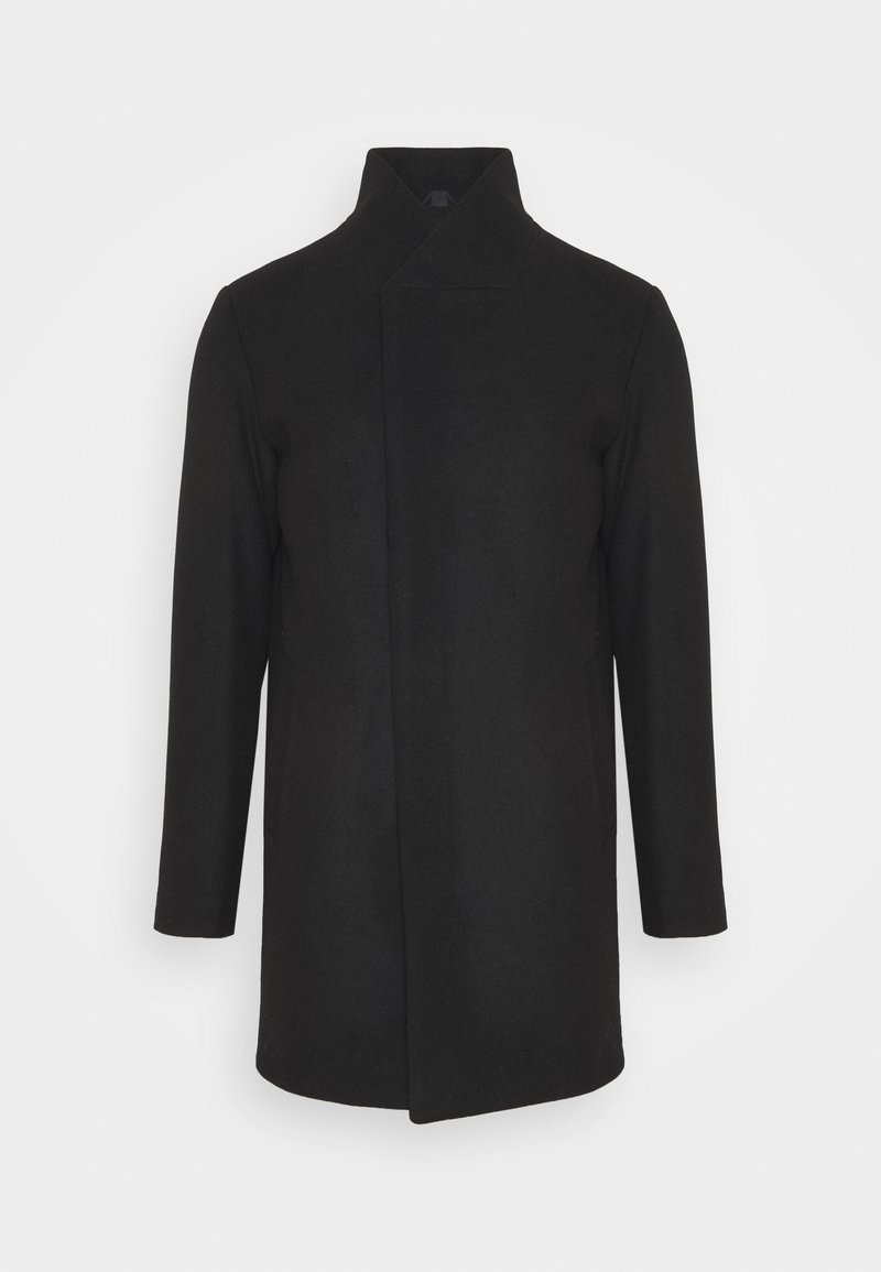 Jack & Jones - JJECOLLUM COAT  - Klassinen takki - black