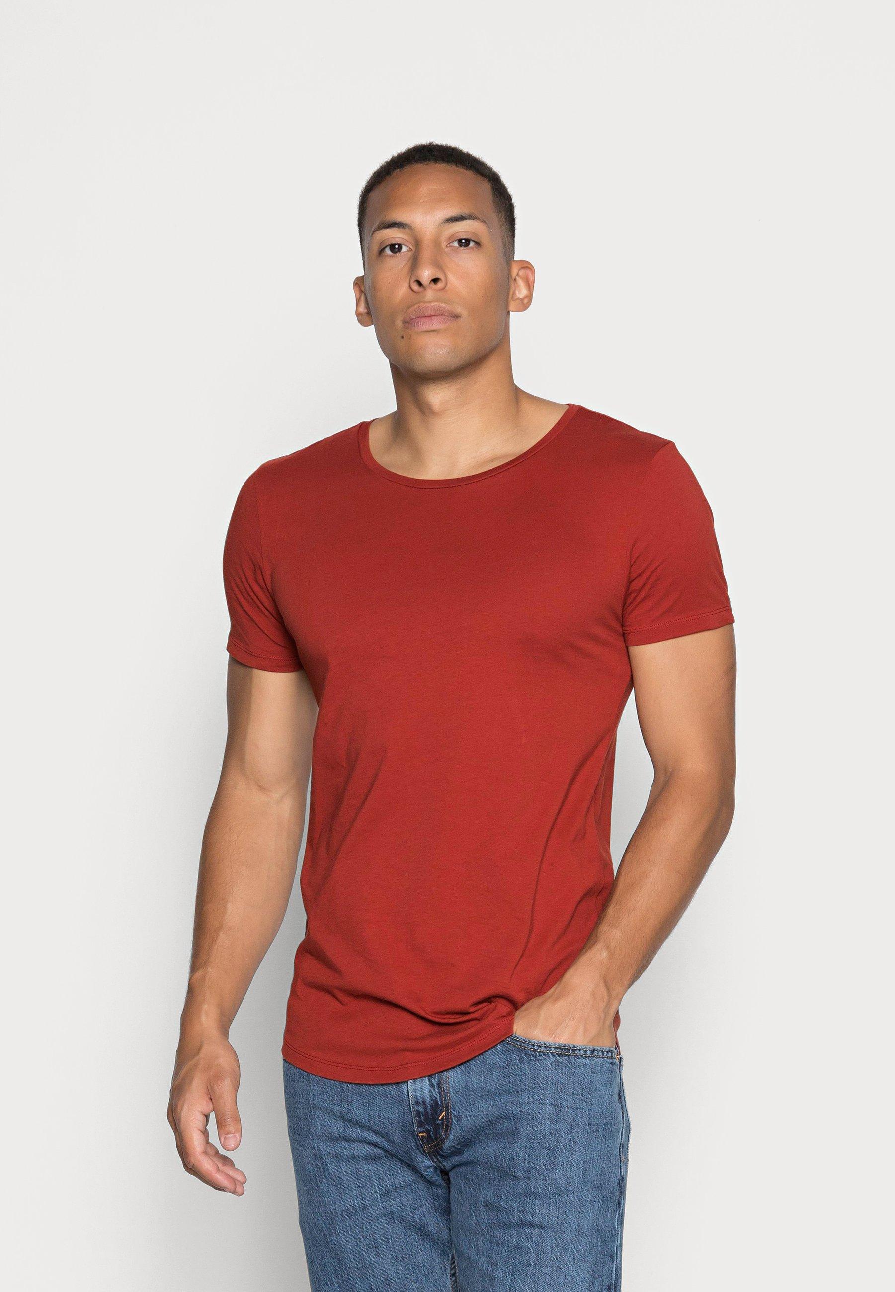 Uomo SHAPED TEE - T-shirt basic
