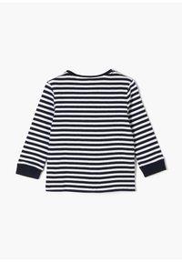 s.Oliver - Long sleeved top - blue stripes - 1