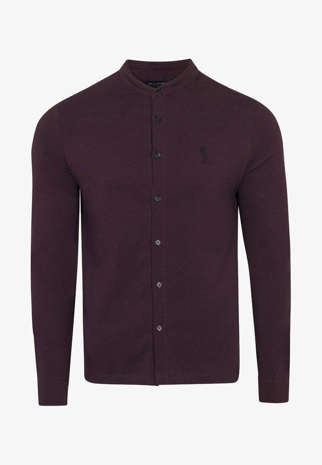 ORMONT - Overhemd - dark red