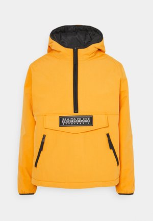RAINFOREST TAIKA UNISEX - Vindjacka - yellow solar