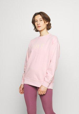 GET FIT  - Sweatshirt - pink glaze/melon tint