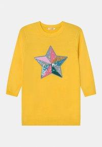 Billieblush - DRESS - Jumper dress - yellow - 0