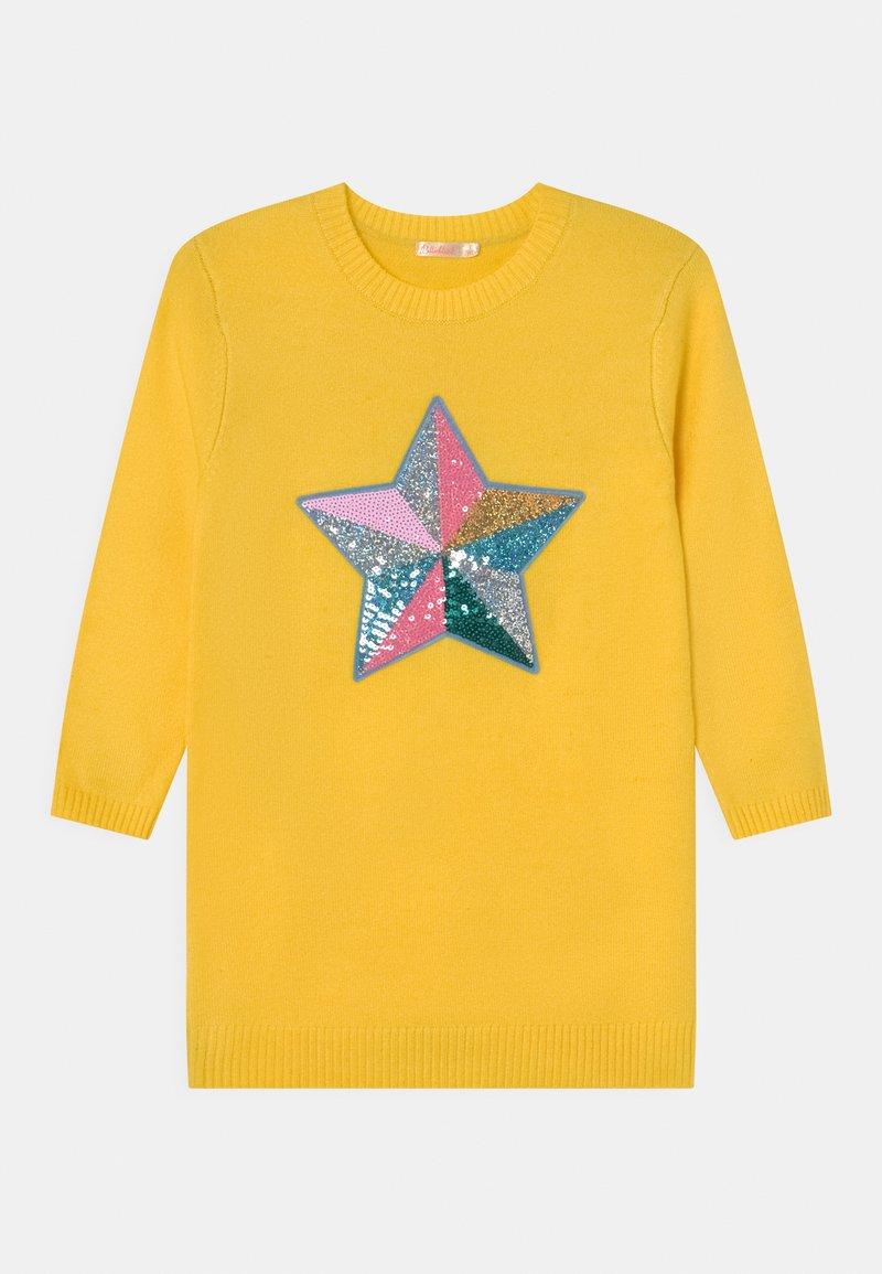 Billieblush - DRESS - Jumper dress - yellow