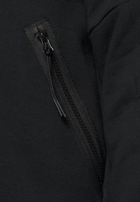 C.P. Company - HOODED OPEN - veste en sweat zippée - black - 5