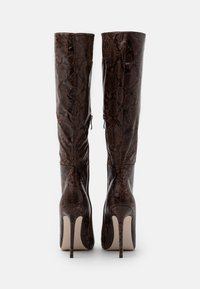 RAID - LAVERNE - High heeled boots - brown - 3