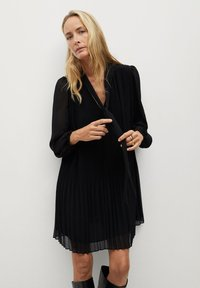 Mango - LACITO - Day dress - black - 0